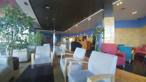 Hotel Silvota, Отели  Lugo de Llanera - big - 14