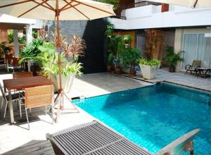 Chateau Dale Boutique Resort Spa Villas, Resorts  Pattaya South - big - 26