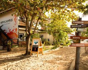 Hippocampus Beach Resort, Resorts  Malapascua Island - big - 1