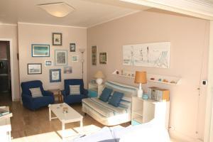 Appartement Le Chantilly 6, Apartmány  Cagnes-sur-Mer - big - 4