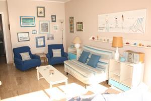 Appartement Le Chantilly 6, Ferienwohnungen  Cagnes-sur-Mer - big - 5