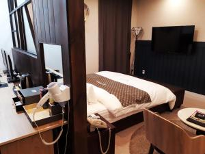 Soo Hotel, Hotely  Pusan - big - 7