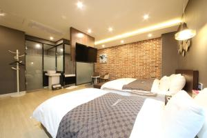 Soo Hotel, Hotely  Pusan - big - 11