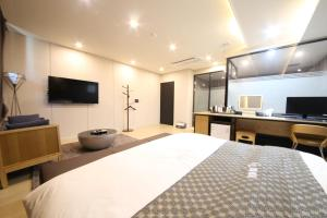 Soo Hotel, Hotely  Pusan - big - 16