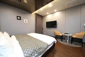 Soo Hotel, Hotely  Pusan - big - 20