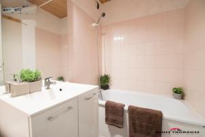 Residence Les Sapins, Apartments  Saint-Lary-Soulan - big - 5