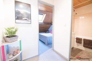 Residence Les Sapins, Apartments  Saint-Lary-Soulan - big - 6