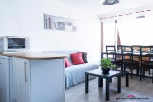 Residence Les Sapins, Apartments  Saint-Lary-Soulan - big - 11