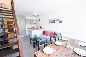 Residence Les Sapins, Apartments  Saint-Lary-Soulan - big - 12