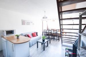 Residence Les Sapins, Apartments  Saint-Lary-Soulan - big - 13