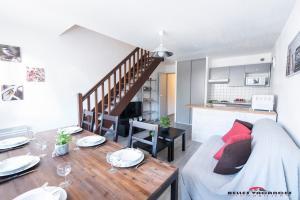Residence Les Sapins, Apartments  Saint-Lary-Soulan - big - 1