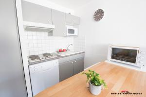 Residence Les Sapins, Apartments  Saint-Lary-Soulan - big - 16