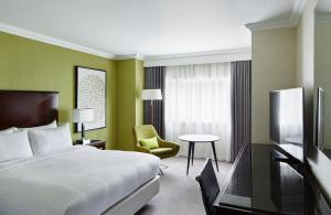Manchester Airport Marriott Hotel, Hotels  Hale - big - 8