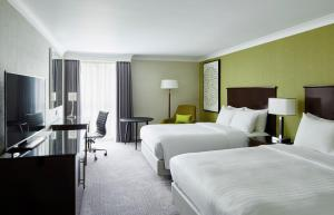 Manchester Airport Marriott Hotel, Hotels  Hale - big - 9