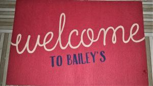 Bailey's Bed and Breakfast
