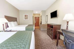 Baymont by Wyndham Tyler, Hotels  Tyler - big - 27