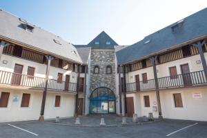 Le Village des Thermes, Apartmány  Saint-Lary-Soulan - big - 10
