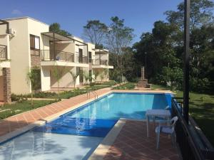 Condominio Campestre Mandari, Apartments  Doradal - big - 14