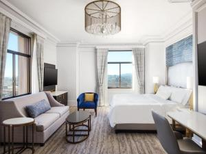 Grand Deluxe King Room – Union Square View