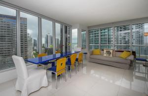 2B/2B Exquisite Waterview 00829, Apartments  Miami - big - 1