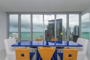 2B/2B Exquisite Waterview 00829, Apartments  Miami - big - 12