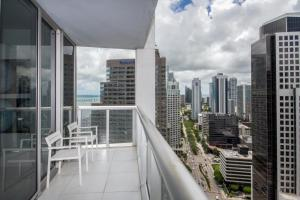 2B/2B Exquisite Waterview 00829, Apartments  Miami - big - 15