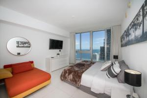 2B/2B Exquisite Waterview 00829, Apartments  Miami - big - 17