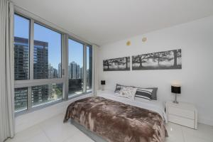 2B/2B Exquisite Waterview 00829, Apartments  Miami - big - 18