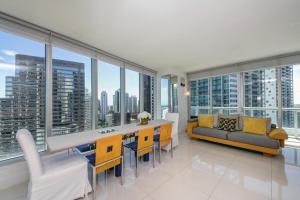 2B/2B Exquisite Waterview 00829, Apartments  Miami - big - 19