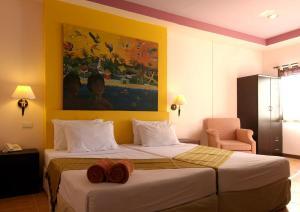 Koh Ngai Cliff Beach Resort, Resort  Ko Ngai - big - 10