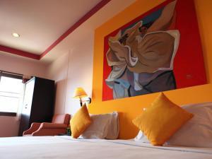 Koh Ngai Cliff Beach Resort, Resort  Ko Ngai - big - 9
