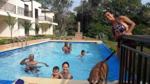 Condominio Campestre Mandari, Apartments  Doradal - big - 17