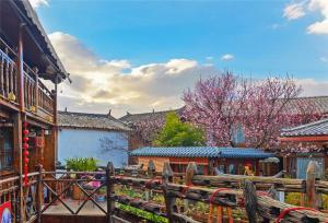 Lijiang Venice Lost Guest House, Vendégházak  Licsiang - big - 10