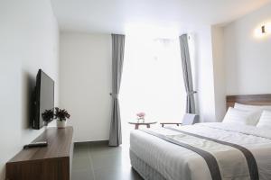 Punt Hotel, Hotel  Hai Phong - big - 18
