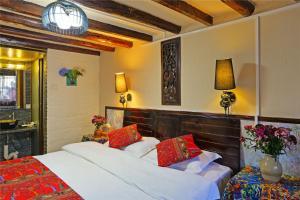 Lijiang Venice Lost Guest House, Vendégházak  Licsiang - big - 14