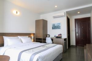 Punt Hotel, Hotel  Hai Phong - big - 22