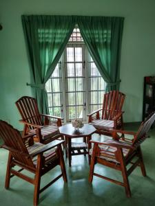 Volunteer House, Проживание в семье  Nakandalagoda - big - 3