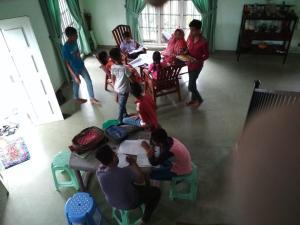 Volunteer House, Проживание в семье  Nakandalagoda - big - 15