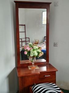 Volunteer House, Проживание в семье  Nakandalagoda - big - 19