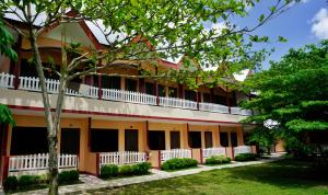 JBR Tourist Inn, Penziony – hostince  Port Barton - big - 37