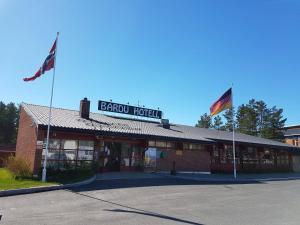 Bardu Hotell, Szállodák  Setermoen - big - 13