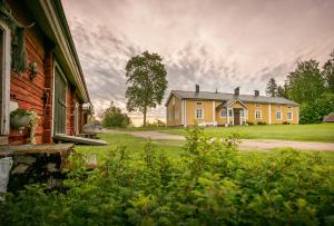 Hommanäs Gård Villas, Horské chaty  Porvoo - big - 17