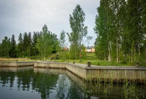 Hommanäs Gård Villas, Horské chaty  Porvoo - big - 3