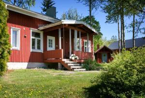 Hommanäs Gård Villas, Horské chaty  Porvoo - big - 2