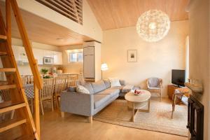 Hommanäs Gård Villas, Horské chaty  Porvoo - big - 1