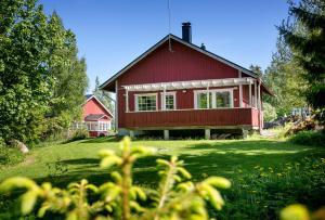 Hommanäs Gård Villas, Horské chaty  Porvoo - big - 6