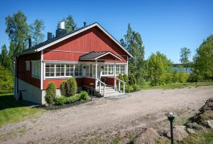 Hommanäs Gård Villas, Horské chaty  Porvoo - big - 15