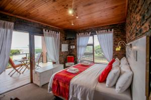 Luxus Doppel-/Zweibettzimmer mit Meerblick