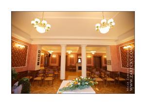 Hotel Zamek Berchtold, Hotely  Strančice - big - 63