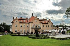 Hotel Zamek Berchtold, Hotely  Strančice - big - 123